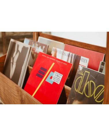 Meubles vinyles en bois Kate