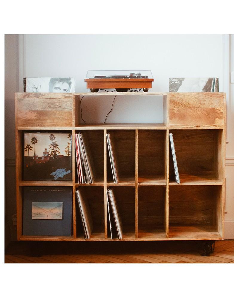 Meuble pour platine vinyle