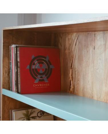 Meuble disques vinyles